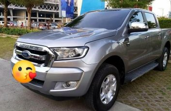 Up for Sale Ford Ranger XLT AT 2.2 4×2 2017 Model  Lady Owned 50,000 Odomete… -  property in Davao City