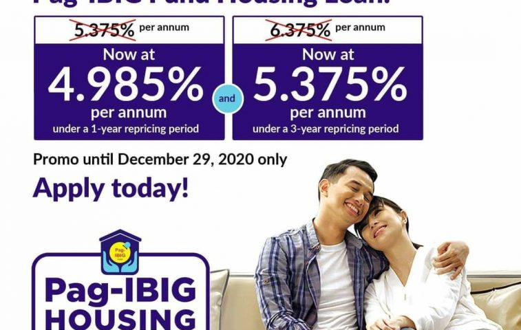 Pag-IBIG Fund offers promo rates on home loans to boost economy   Top officials … -  property in Davao City