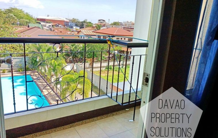 For Rent: Furnished Condo Studio Unit in Linmarr Towers Porras St Obrero Davao C… -  property in Davao City