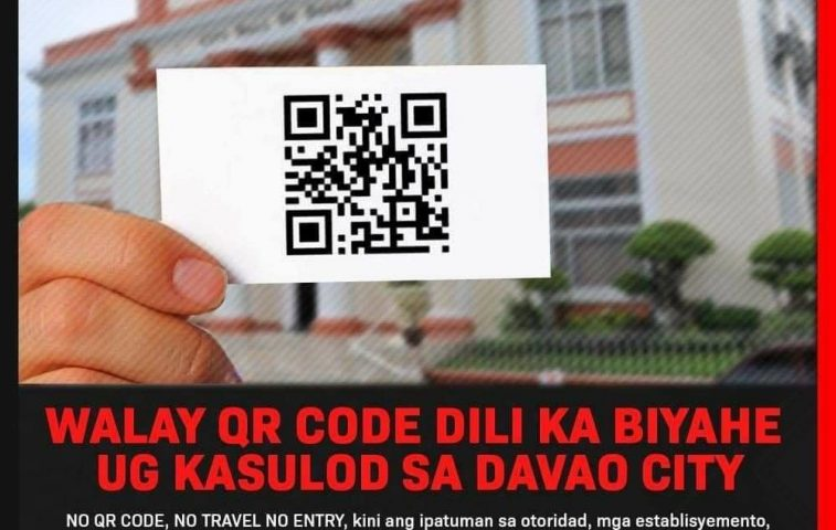 If you are coming to Davao City.   Please register online for your DQR.  Click t… -  property in Davao City